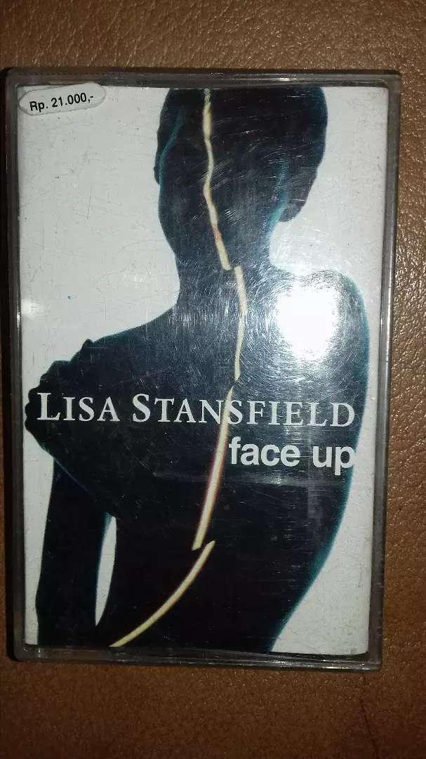 Kaset pita lisa stansfield face up 0