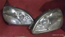 Headlamp ori mercy S Class lepasan