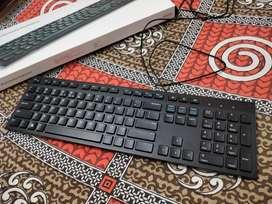 Dell multimedia wired keyboard