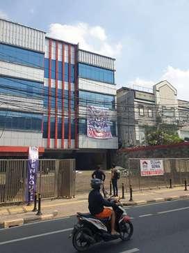 Gedung Baru 5 lantai jalan fatmawari raya cipete cilandak jakarta sela