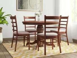 Branded Dining Set by Urban Ladder, Royal oak
