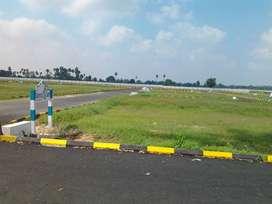 Residential land at Lalitha nagar