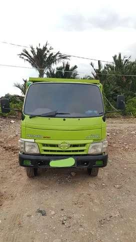 Dijual Cepat Dump Truk Hino Dutro 130 HD