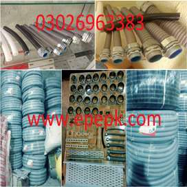 GI flexible pipe pvc coated | GI Pipe | saddles | pipe fittings, gland
