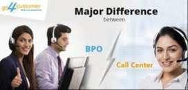 zirkpur location 10 th pas telecalling job