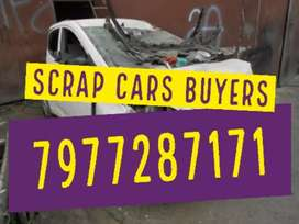 Purchaser of accidental old scrap cars buyers