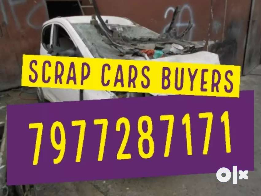 Purchaser of accidental old scrap cars buyers 0