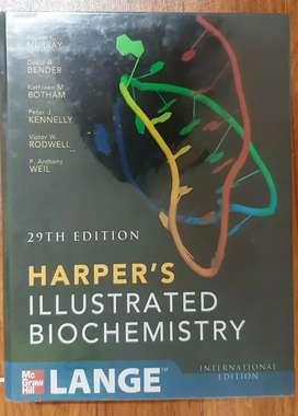 Harper's Illustrated Biochemistry 29th Edition