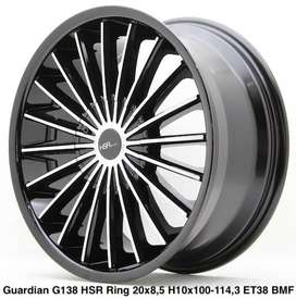 GUARDIAN G138 HSR Ring 20X85 Hole 10X100-114,3 ET38 BMF