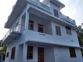 Newly built house at Malayattoor
