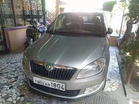 Skoda Fabia 2011model, Well Maintained with neat interior and exterior