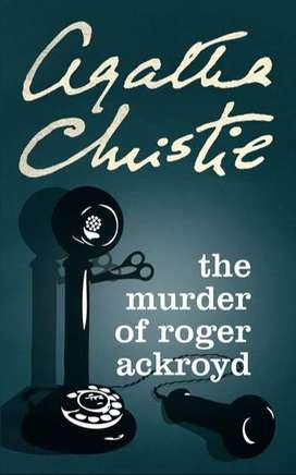 he Murder of Roger Ackroyd by Agatha Christie