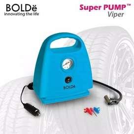 BOLDe Super Pump Viper Kompresor Mini Compressor DC Isi Angin Ban