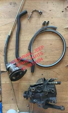Power steering kit for mm550