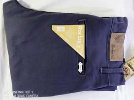 All type of cotton and denim pants in different colors
