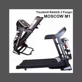 Treadmill Elektrik Moscow M-1 Russia Series // Vinveen DR 13G44