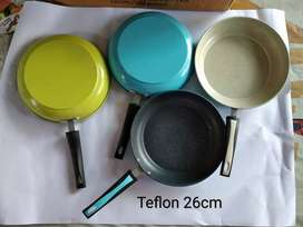 Ready teflon anti lengket