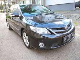 Toyota Corolla Altis 2012 Hitam Agya Camry Focus Subaru Pajero