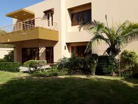 Fully Luxurious VIP Bunglow 1000yards DHA ph6 for RENT