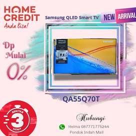 Samsung QLED Smart TV QA55Q70T Kredit Tanpa Kartu Kredit Proses Cepat