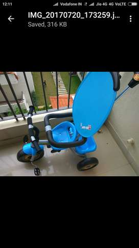 Kids 2-4 year age cycle in very good condition