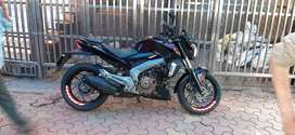 Dominar 400 abs.1st owner .all paper clear .good condition bike