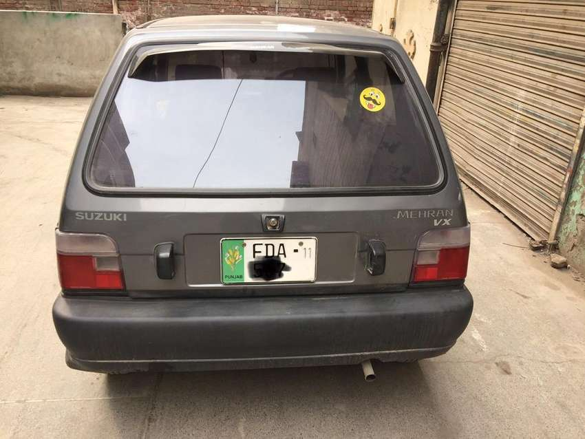 Mehran fsd no totally original cng chill Ac 0