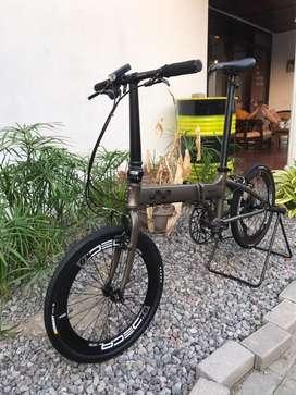 Sepeda lipat lite pro
