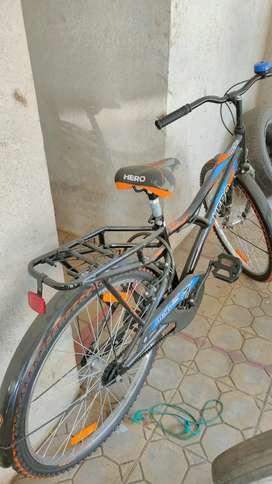 Unused 1 month old Hero Sprint MIG cycle for sale