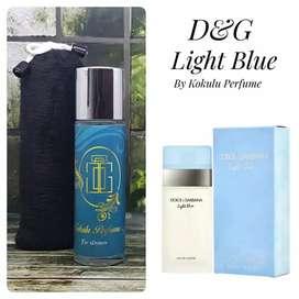 Parfum Wanita D&G LIGHT BLUE