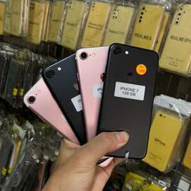 Iphone 7 128Gb like new parah gas
