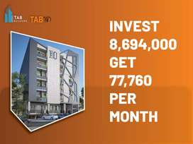 Shops available for sale in B-17 Islamabad Pakistan