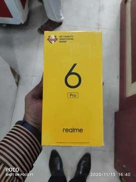 Realme 6 pro 8gb 128 GB internal storage