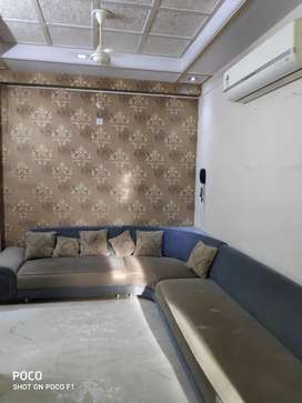 Fully furnished flat for rent Vaishali chitrakoot only family