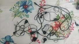 USB Cables, earphones, etc