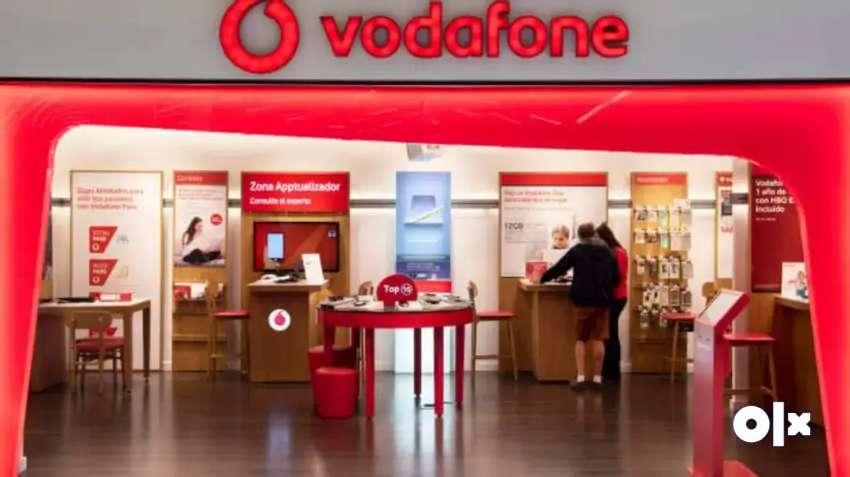 VODAFONE HR(Nisha ma'am)Need Customer Care (121/198)Ex./No Target 0