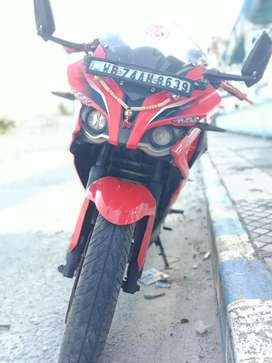 Good condition rs200 pepar all updated.use only motul oil.