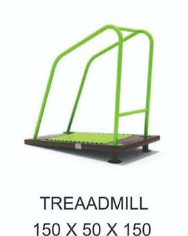 Treaadmill Alat FItness Outdoor Taman Murah