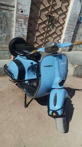 Vespa available for genone buyer