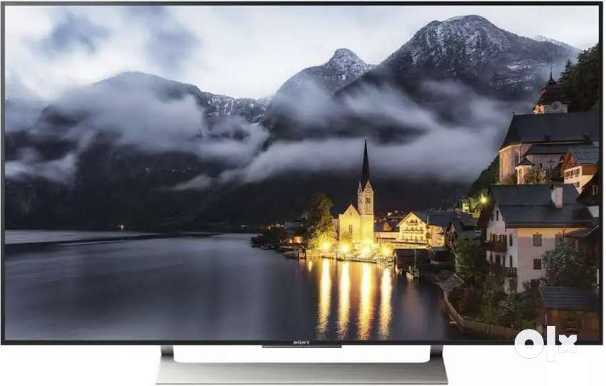 """40"""" full hd sony panel led tv smart android 0"""