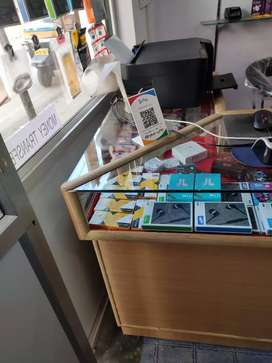 Display Cash Counter for shop