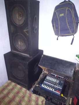 Sound system mini.