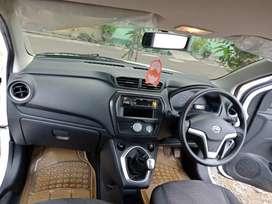Datsun go 2018 mulus KM 18rb orsinil sehat terawat bs TT