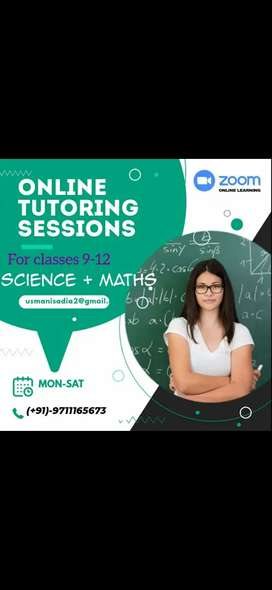 Tution Classes Online and Offline
