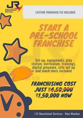Start your own business / preschool franchise