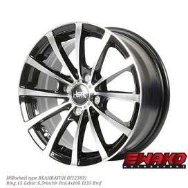Blahbatuh R15 - Velg Mobil Racing Hsr Wheel Import (free ongkir)