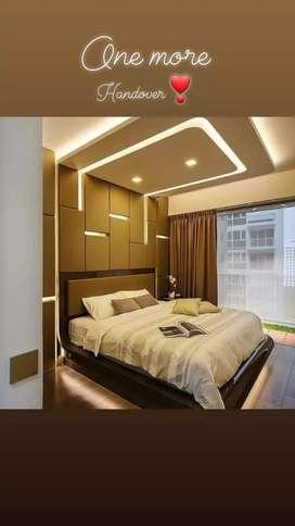 Top Interior Designer Contractor Modular Kitche False  Ceiling