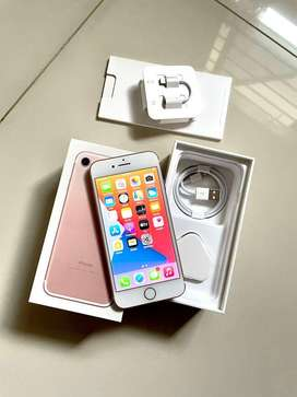 buy iPhone 7  with box and all accessories available