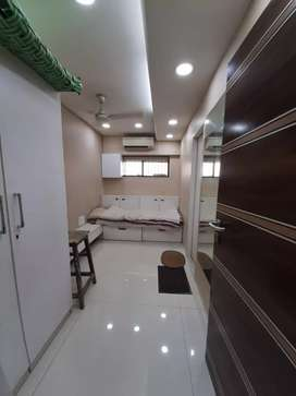 Available 2 bhk fully furnished flat for rent at matunga East road