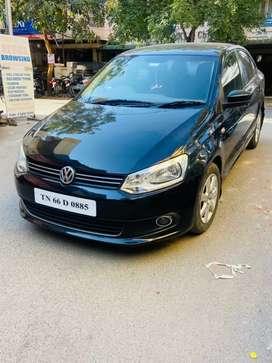 Volkswagen Vento 2011 Diesel 140000 Km Driven